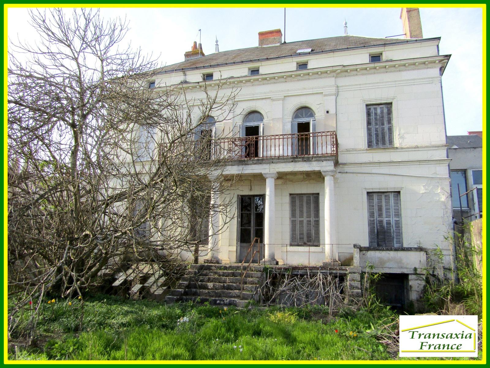 Annonce vente maison montrichard 41400 239 m 295 000 for A vente maison