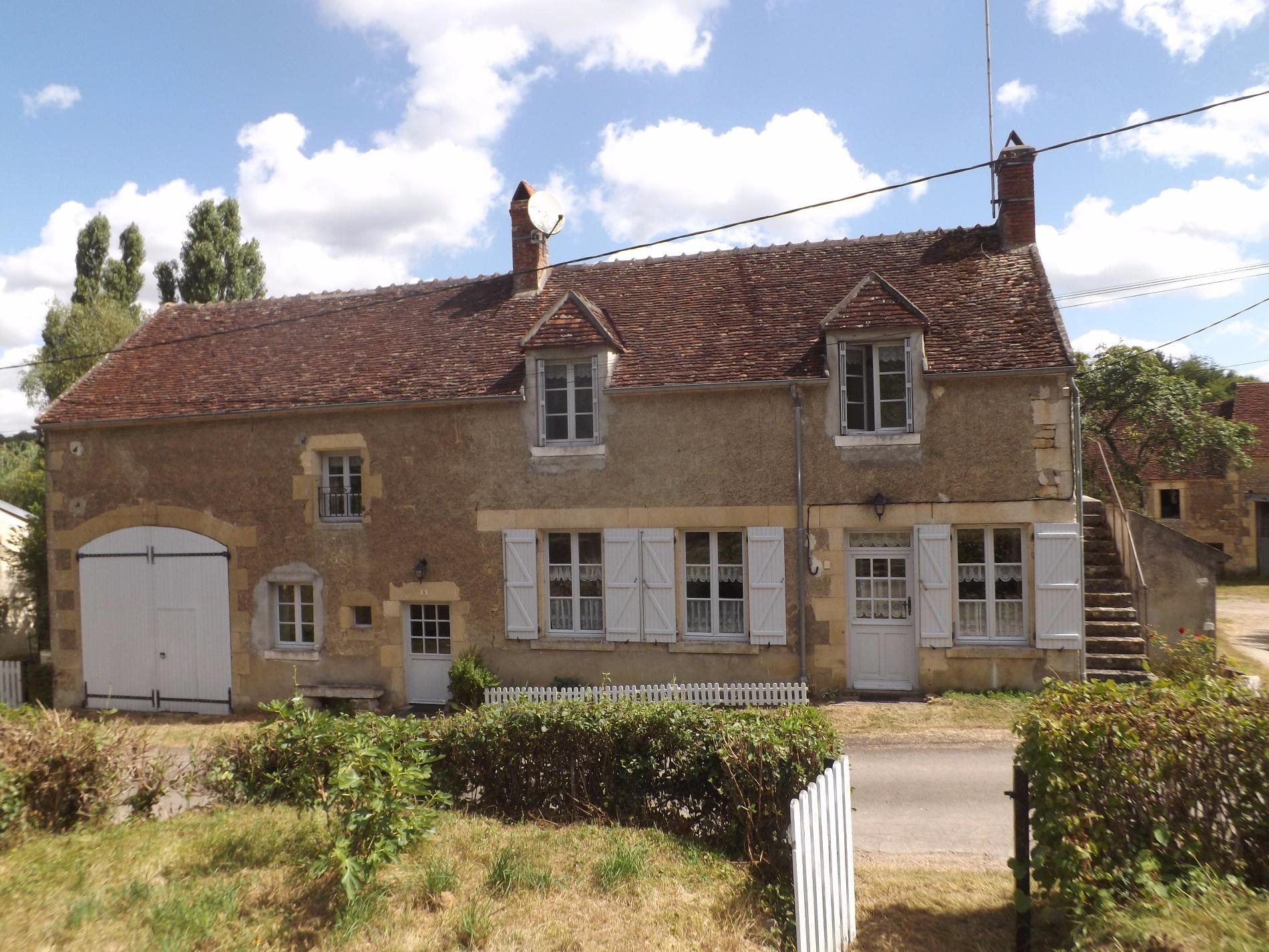Annonce vente maison donzy 58220 128 m 108 000 for Vente maison a