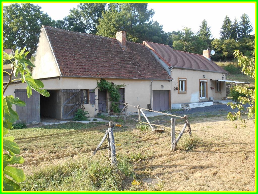 Annonce vente maison cosne d 39 allier 03430 73 m 93 for Garage cosne d allier