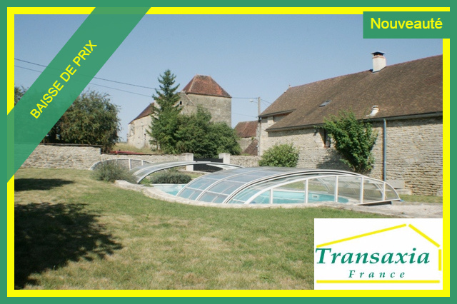 Annonce vente maison montbard 21500 160 m 992737530507 for Piscine montbard