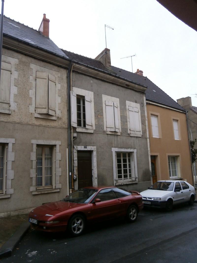 Maison 4 pièces 75 m2 La Châtre
