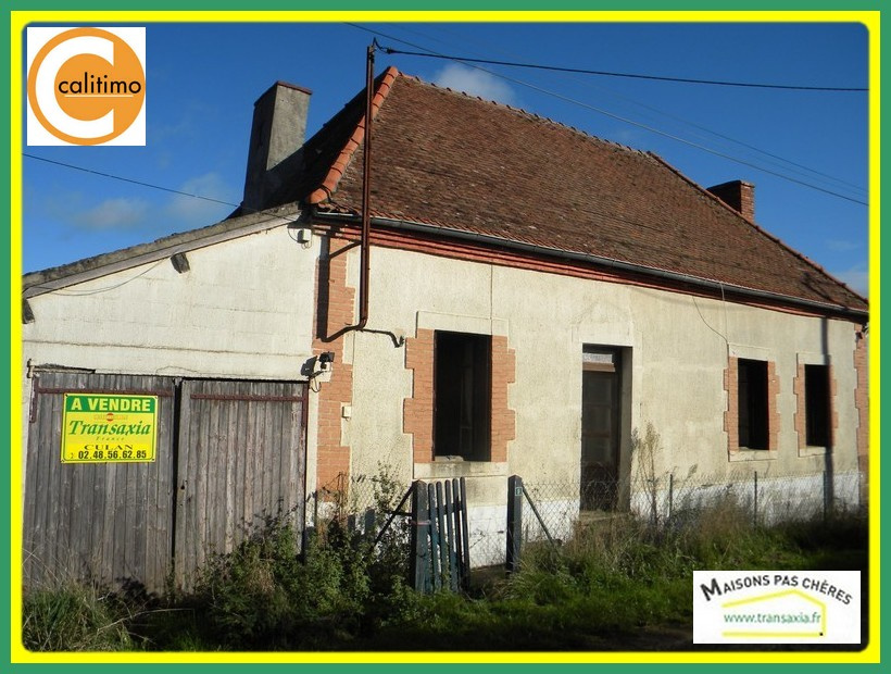 Annonce vente maison montlu on 03100 60 m 42 000 992739607169 - Vente privee maison deco ...