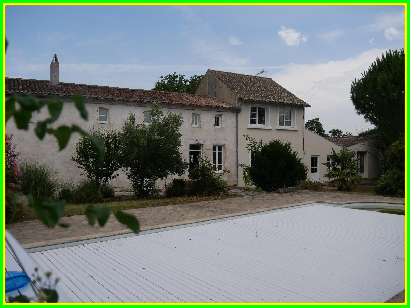 Annonce vente maison pont l 39 abb d 39 arnoult 17250 258 for Maison pont l abbe