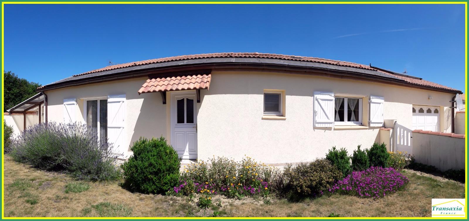 Annonce vente maison grosbreuil 85440 125 m 268 000 for Vente maison a