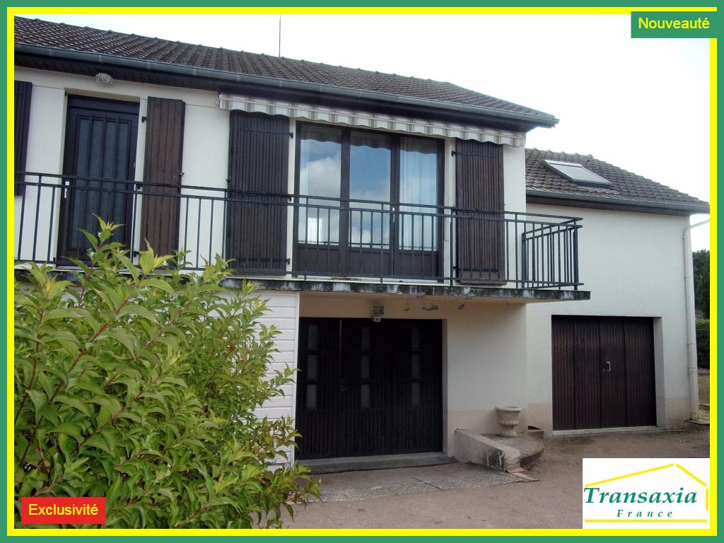 Annonce vente maison cosne d 39 allier 03430 120 m 121 for Garage cosne d allier