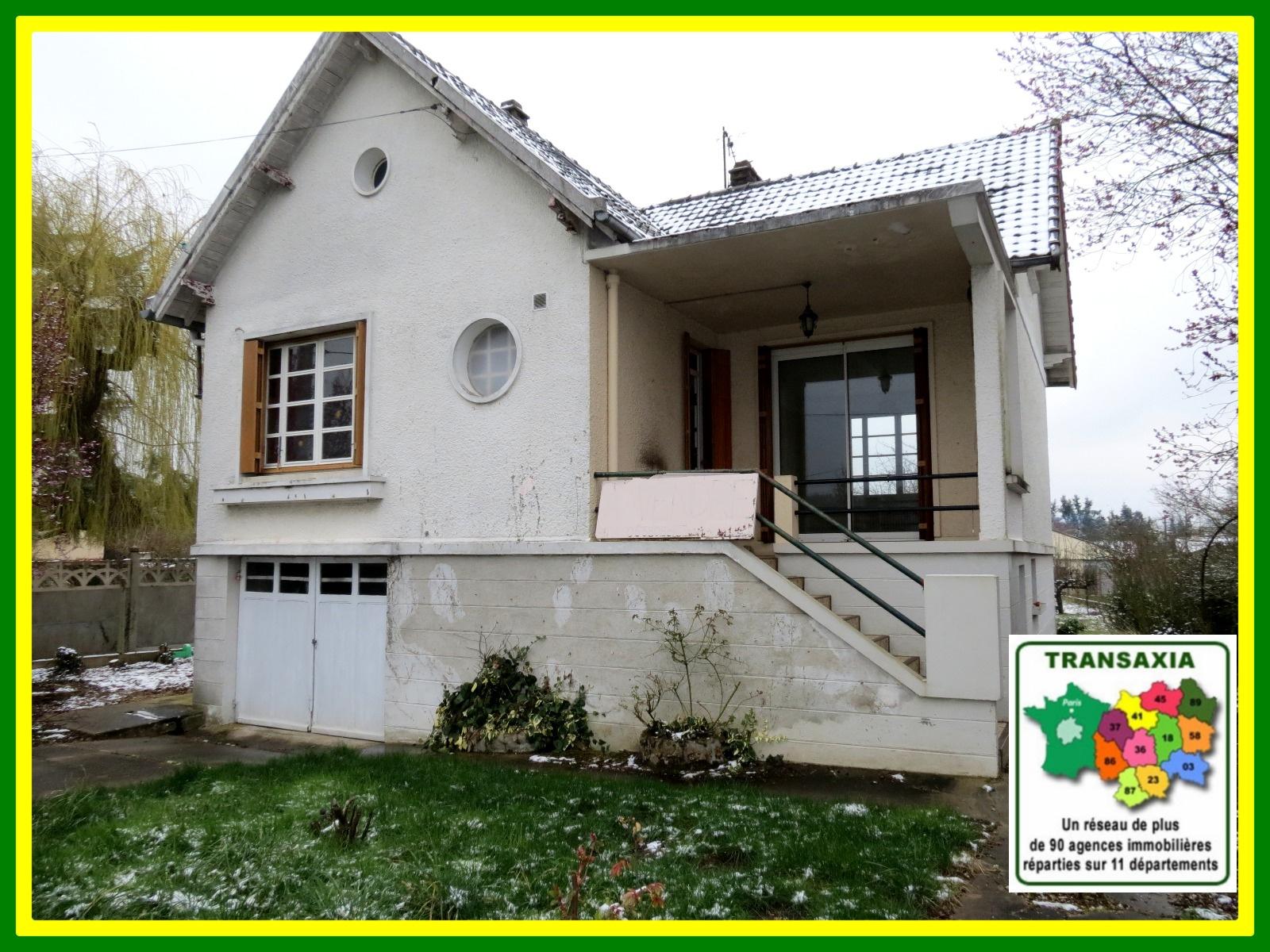 Annonce vente maison massay 18120 95 m 105 000 for Assurance habitation maison