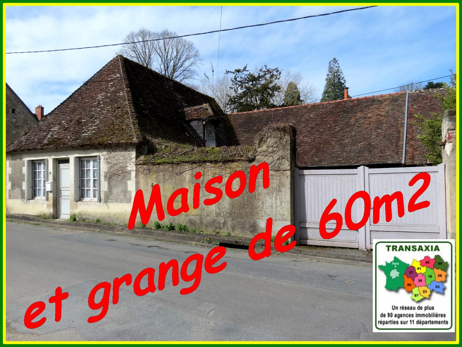 Annonce vente maison lury sur arnon 18120 45 m 25 for Assurance habitation maison neuve