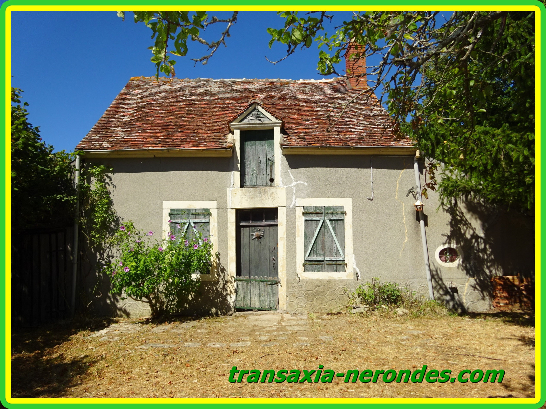 Immobilier n rondes 18350 cher annonces immobili res for Annonce immobiliere maison